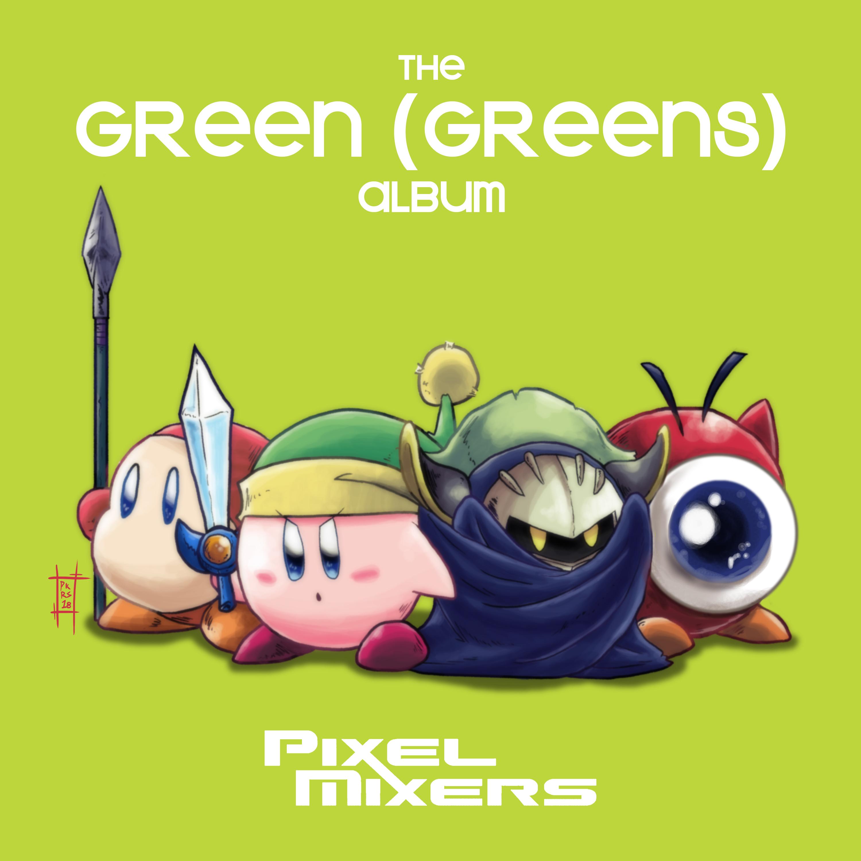 GREEN_GREEN_ALBUM