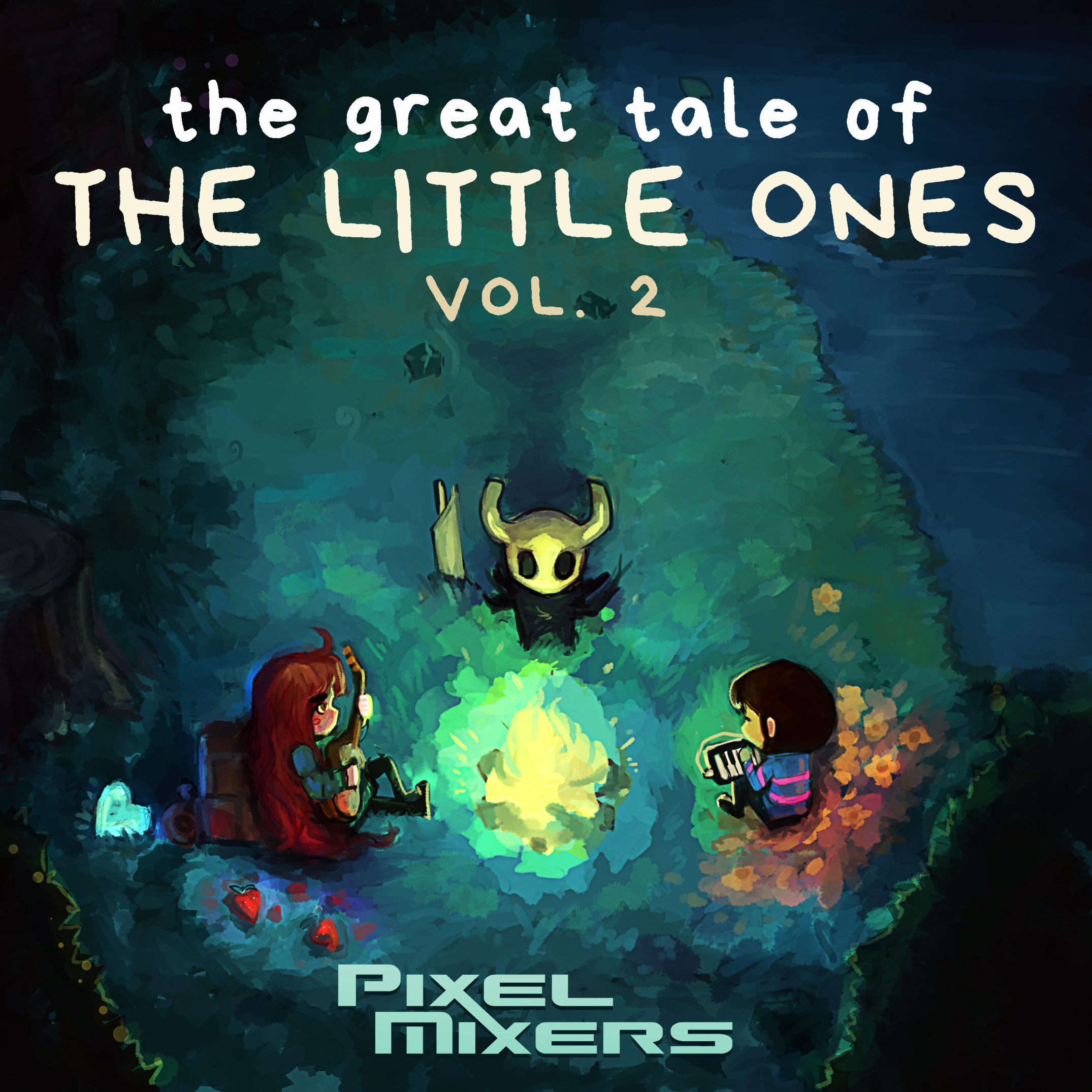 The Great Tale of the Little Ones [Mordra]